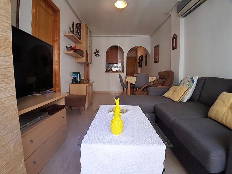 Apartamento Playa del Cura- Inmobiliaria TorrePlaya - Torrevieja